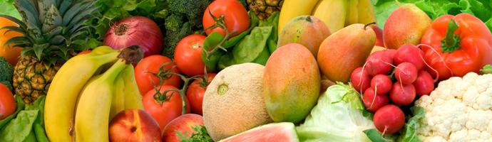 Fresh Fruits & Vegetables ::.